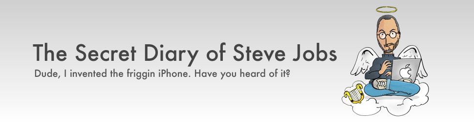 The Secret Diary of Steve Jobs