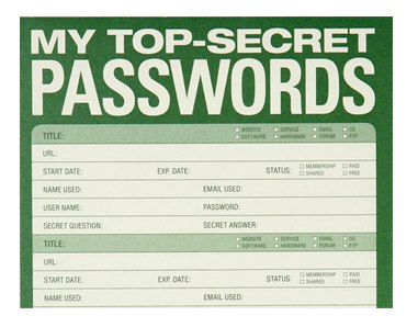 Give you 1-1-1-1-1-1 guess as to what the dumbest password is.